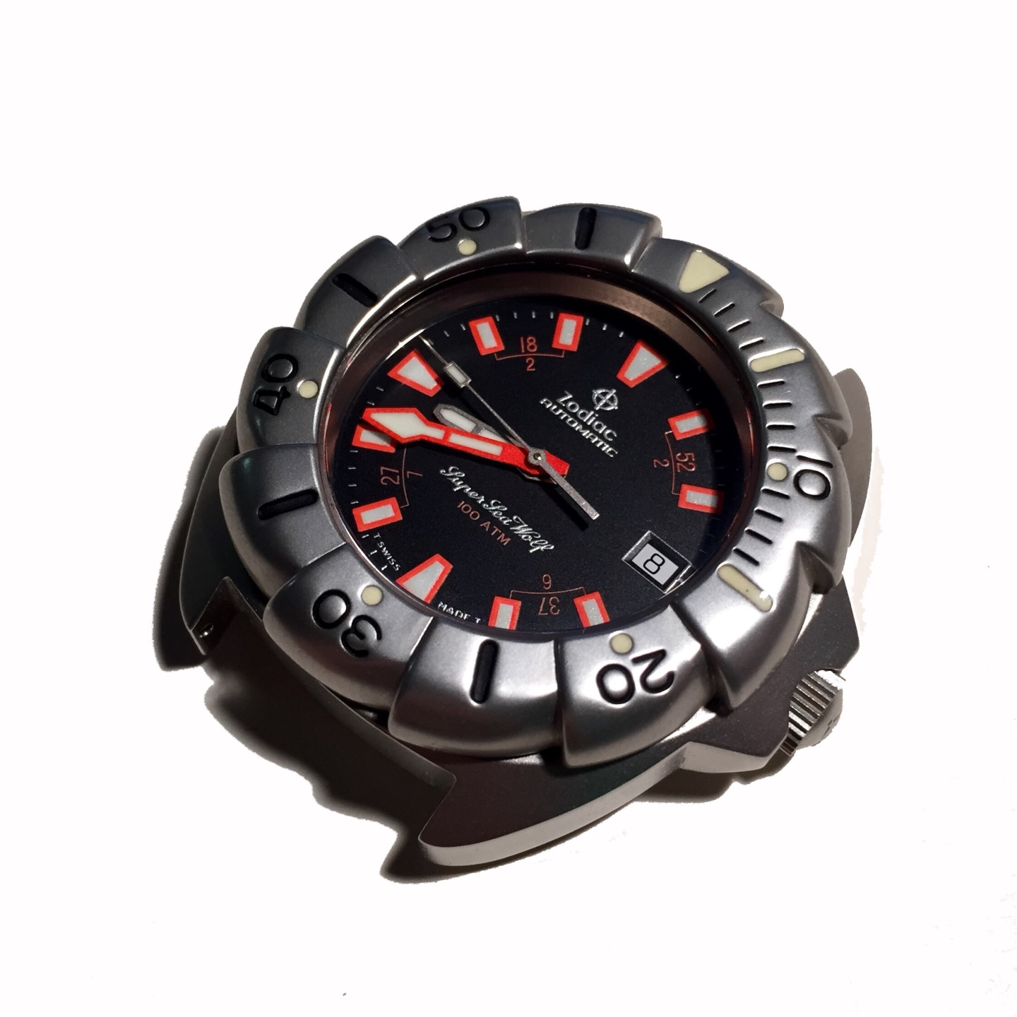 zodiac slide the s pilot jetomatic review watch gear patrol watches